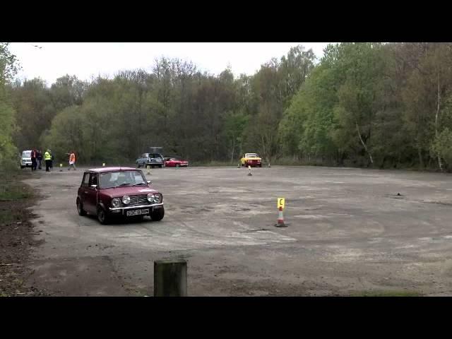 Berwick Classic Rally 2012 Part Three