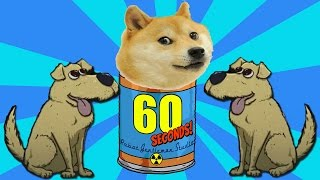 THE DOGE CHALLENGE!   60 Seconds Game