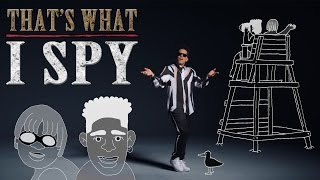 "download lagu Bruno Mars Vs. Kyle - ""that's What I Spy"" gratis"