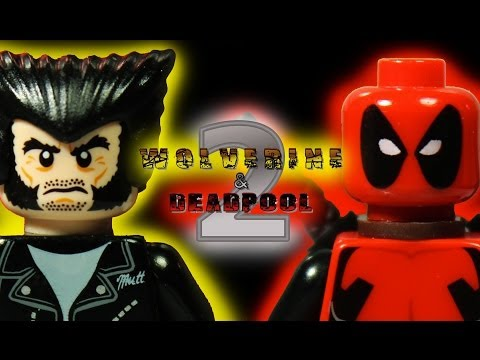 LEGO Wolverine & Deadpool 2