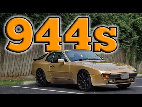 1987 Porsche 944s: Regular Car Reviews