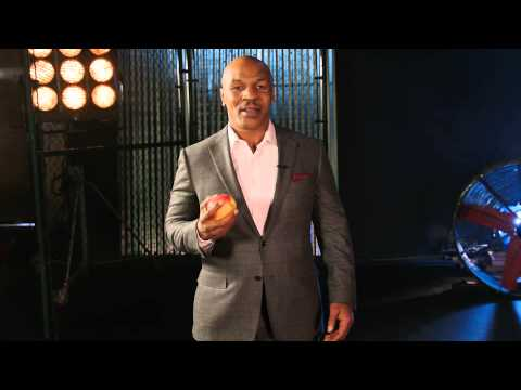 Mike Tyson Introduces GLORY 19 Kickboxing
