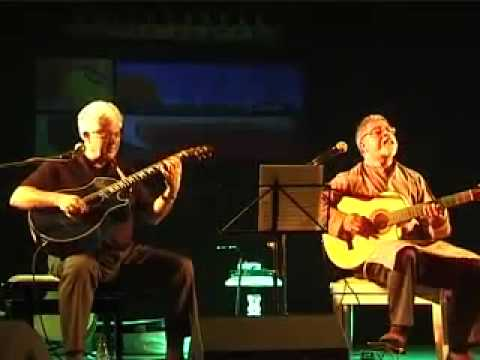 Fareed Haque and Larry Coryell
