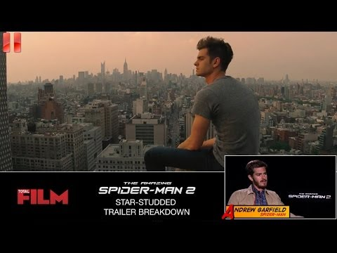 Amazing Spider-Man 2 Cast Trailer Breakdown with Andrew Garfield, Emma Stone, Jamie Foxx & Marc Webb