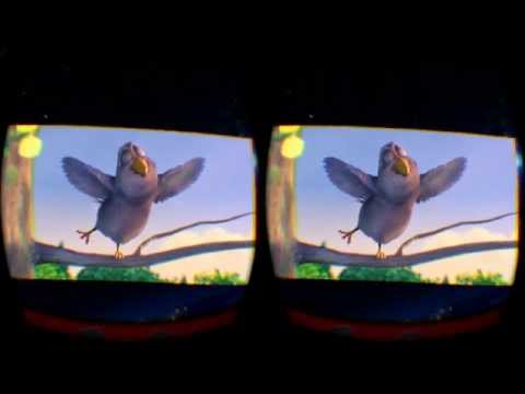 Cineveo Beta 0.9.5 Preview – Oculus Rift Movie Theater
