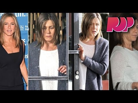 WATCH Jennifer Aniston's Transformation In