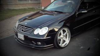 W209 Mercedes CLK 500 air ride, maya rt5, kenwood,.........