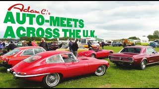 Classic Cars, Japanese Vehicles  and Hot Rods | Auto-Meets Across the UK