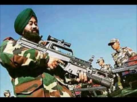 Indian Army Vs Pak Army ; New Vande Mataram video