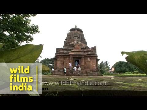 Rajarani Temple - Bhubaneswar, Odisha video