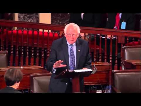 Bernie Sanders: Why I Support the US-Iran Nuclear Deal (9/8/2015)