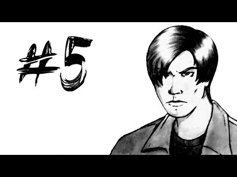 como desenhar leon kennedy (resident evil) concept art -video aula 5#-