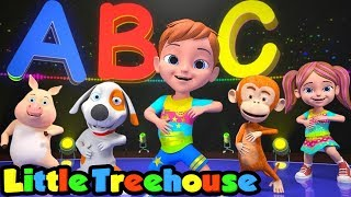 ABC Song | Wheels On The Bus | Nursery Rhymes & Songs for Babies by Little Treehouse