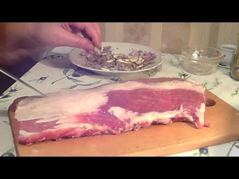Самая вкусная буженина из свинины (филейка).