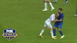 5th Most Memorable FIFA World Cup Moment: The Headbutt | FOX SOCCER