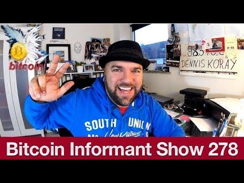 #278 Kein Krypto Verbot in Südkorea, Bitcoin Konferenz ohne Bitcoin Zahlung & MoneyGram und Ripple