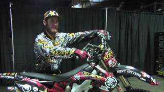 Nuclear Cowboyz - Derek Garland Explains the Kiss of Death