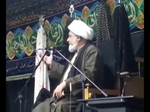 Maulana Afzal Hayderi 6th Muharram Birmingham (UK)