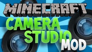 Minecraft Mod Spotlight - Camera Studio