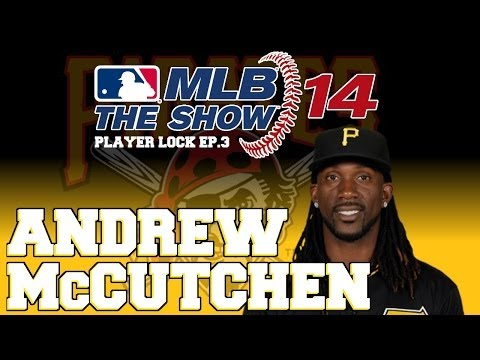 MLB 14 The Show Player Lock Ep.3: Andrew McCutchen