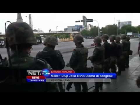 NET24 - Junta Militer Thailand tangkap sejumlah demonstran anti kudeta militer