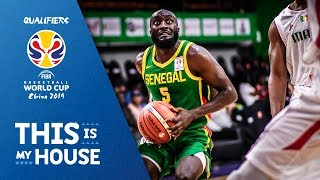 Mali v Senegal - Highlights - FIBA Basketball World Cup 2019 - African Qualifiers