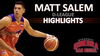 MATT SALEM HIGHLIGHTS