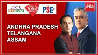 Tracking Political Mood Of Andhra Pradesh, Telangana and Assam | Political Stock Exchange