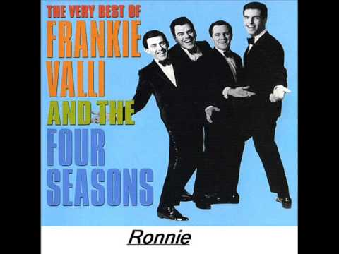 Frankie Valli and the Four Seasons - Ronnie+LYRICS