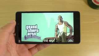 Xiaomi Mi4C Gameplay Performance - GTA San Andreas!