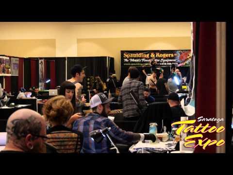 Saratoga Tattoo Expo 2015
