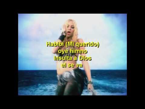 Shakira ILLUMINATI Aqui Las Pruebas / Rinde Culto Al Dios Solar