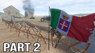 Call of Duty 2 Gameplay Walkthrough Part 2 - Italian Campaign - Somaliland