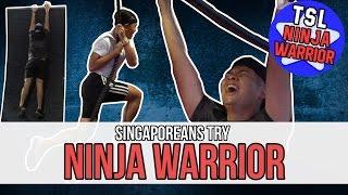 Singaporeans Try: Ninja Warrior | EP 75