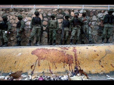 War On Drugs In Mexico To Change After Election?