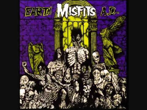 The Misfits - Earth AD