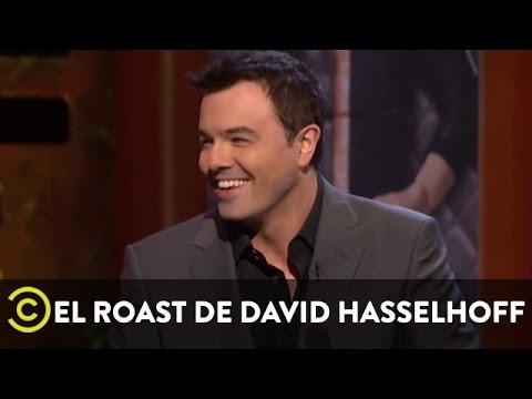 El Roast de David Hasselhoff - Seth MacFarlane
