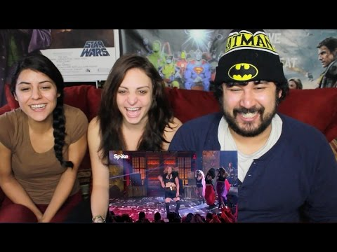 "Channing Tatum & Beyonce's ""Run The World (Girls)"" vs. Jenna Dewan-Tatum's ""Pony"" REACTION!!!"