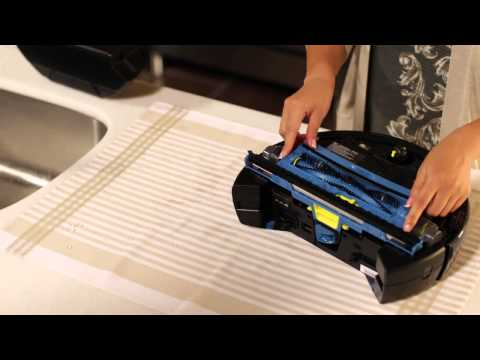 iRobot Scooba 450 – How to Reassemble/Reinstall Cleaning Head
