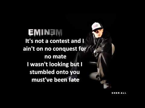 Eminem-Space Bound (Clean Lyrics)