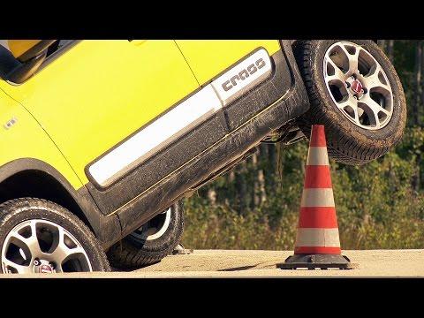 Ao Volante... Fiat Panda Cross @ Balocco, Itália
