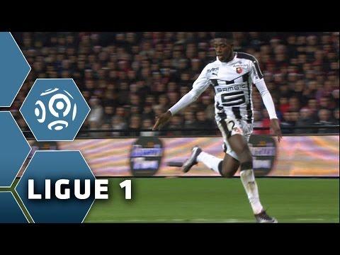 But Ousmane DEMBELE (63') / EA Guingamp - Stade Rennais FC (0-2) -  / 2015-16
