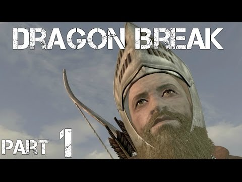 Skyrim Mammoth vs Dragon Skyrim Quest Mods Dragon Break