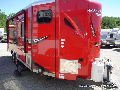 New 2015 Forest River Work And Play 21vfb Mount Comfort