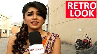 Eisha Singh AKA Naina's Retro Look In 'Ek Tha Raja Ek Thi Rani' | #TellyTopUp