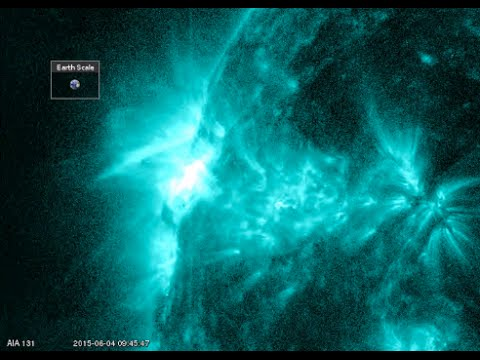 Solar Uptick, Storms, Earthquake | S0 News June 5, 2015