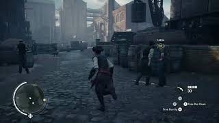 Assassin's Creed Syndicate - Flying Carriage