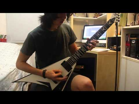Lycan - Unearth (Instrumental) (Guitar Playthrough) HD