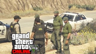 GTA 5 PS4 Roleplay Community  (BIBRP) #112 Three Strikes And Your Done