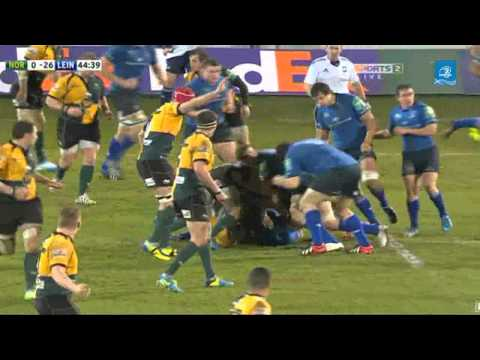 LTV: Leinster v Northampton Saints Highlights